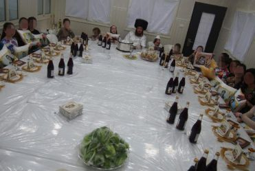 It is impossible to fully describe how the Yom Tov of Pesach was celebrated in the